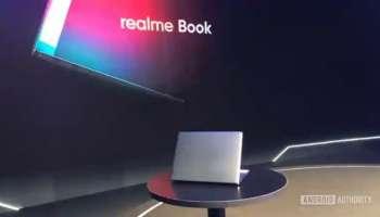Realme Book laptop: ലോഞ്ചിങ്ങിന് സമയം ഇനിയും,  റിയൽമി ബുക്കിൻറെ ഡിസൈൻ പുറത്തായി