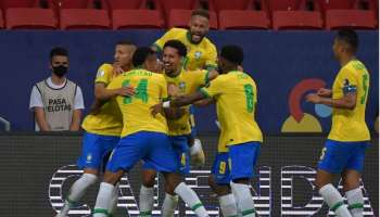 Copa America 2021 : ഉദ്ഘാടന മത്സരത്തിൽ ചാമ്പ്യന്മാരായ ബ്രസീലിന് തകർപ്പൻ ജയം, ആദ്യ മത്സരത്തിനായി അർജന്റീനാ ഇന്ന് ഇറങ്ങും