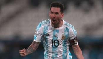 COPA America 2021 : Lionel Messi മഴവില്ല് വിരിയിച്ചു, പക്ഷെ അർജന്റീനയ്ക്ക് സമനില മാത്രം