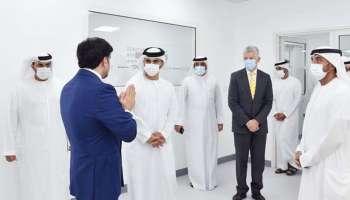 Dubai: ലോകത്തെ ഏറ്റവും വലിയ കൊവിഡ് പരിശോധന ലാബ് ദുബായ് വിമാനത്താവളത്തിൽ
