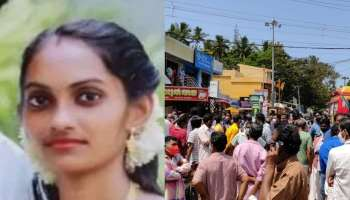 Vizhinjam Archana Suicide : അർച്ചനയുടെ ഭർത്താവിനെ അറസ്റ്റ് ചെയ്യണമെന്നാവശ്യപ്പെട്ട് യുവതിയുടെ മൃതദേഹവുമായി നാട്ടുകാർ റോഡ് ഉപരോധിച്ചു