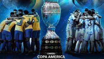 Copa America 2021 : സ്വപ്ന ഫൈനലിനായി ഇനി ഒരു നാൾ മാത്രം, അറിയാം ഇതിന മുമ്പ് ബ്രസീലും അർജിന്റീനയും തമ്മിൽ ഏറ്റമുട്ടിയ അഞ്ച് മത്സരങ്ങളുടെ ഫലങ്ങൾ