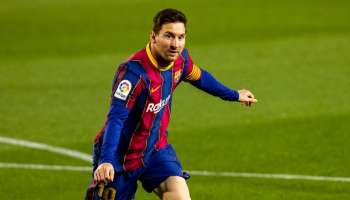 Laliga 2021-22: Lionel Messi ബാഴ്സലോണയിൽ തന്നെ തുടരും, കരാർ അഞ്ച് വർഷത്തേക്ക്
