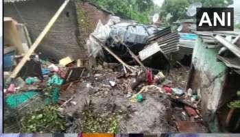 Heavy Rain : മുംബൈയിൽ ശക്തമായ മഴയെ തുടർന്നുണ്ടായ മണ്ണിടിച്ചിലിൽ 11 പേർ മരണപ്പെട്ടു