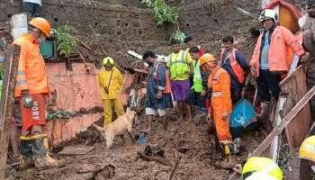 Mumbai Land Slide : മുംബൈയിൽ ശക്തമായ മഴയെ തുടർന്നുണ്ടായ മണ്ണിടിച്ചിലിൽ മരിച്ചവരുടെ എണ്ണം 20 ആയി; രക്ഷാപ്രവർത്തനങ്ങൾ തുടരുന്നു