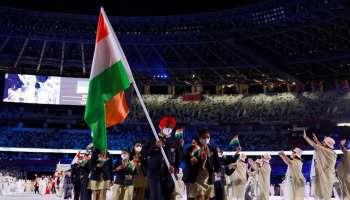 Tokyo Olympics 2020: ലോകത്തിന്റെ മിഴികൾ ടോക്യോയിലേക്ക്; ഒളിമ്പിക്സിന് തിരിതെളിഞ്ഞു
