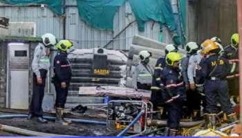 Mumbai Lift Accident : മുംബൈയിൽ ലിഫ്റ്റ് തകർന്ന് 6 പേർ മരിച്ചു; കെട്ടിടത്തിന്റെ സൂപ്പർവൈസറെയും, കോൺട്രാക്ടറെയും അറസ്റ്റ് ചെയ്തു