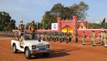 Rishiraj Singh: പോലീസിൻറെ സിങ്കം വിടവാങ്ങുന്നു, ഋഷിരാജ് സിങ്ങിന് സേനയുടെ യാത്രയപ്പ്