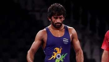 Tokyo Olympics 2020 : ഗുസ്തിയിൽ ഇന്ത്യക്ക് രണ്ടാം മെഡൽ, Bajarang Punia ക്ക് വെങ്കലം
