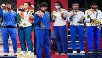 Tokyo Olympics 2020: ഒളിമ്പിക്സ് താരങ്ങള് ഇന്ന്  മടങ്ങിയെത്തുന്നു, വന് സ്വീകരണമൊരുക്കി രാജ്യം,  അത്താഴ  വിരുന്നൊരുക്കി അശോക  ഹോട്ടല്