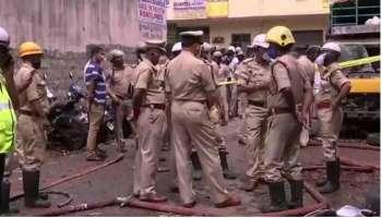 Bengaluru Godown Blast : ബംഗളുരുവിലെ ഗോഡൗണിൽ സ്ഫോടനം; 3 പേർ മരണപ്പെട്ടു; 2 പേർക്ക് പരിക്ക്