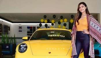 Mamta Mohandas's Porsche : പോർഷെ 911 കരേര എസ് സ്വന്തമാക്കി മംമ്ത മോഹൻദാസ്