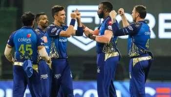 IPL 2021 : ഏഴാം സ്ഥാനത്താണെങ്കിലും മുംബൈ ഇന്ത്യൻസിനെ അങ്ങനെ എഴുതി തള്ളാനാകില്ല, ഈ കണക്കുകൾ ശരിയായാൽ മുംബൈക്കും പ്ലേ ഓഫിൽ