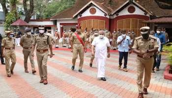 Kerala Police Meeting | മുഖ്യമന്ത്രി പിണറായി വിജയന്റെ നേതൃത്വത്തിൽ സംസ്ഥാന പൊലീസ് ഉദ്യോഗസ്ഥരുടെ യോഗം ചേർന്നു