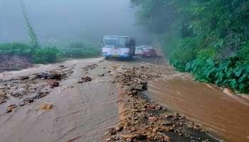 Landslide Kottayam | കോട്ടയം കൂട്ടിക്കലില് ഉരുള്പൊട്ടലിൽ മരണം ആറായി; കാർ ഒഴുക്കിൽപ്പെട്ട് രണ്ട് പേർ മരിച്ചു