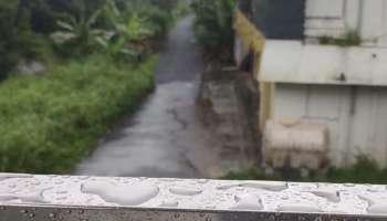 Rain Alert : സംസ്ഥാനത്ത് മഴയുടെ തീവ്രത കുറയുന്നു; ഓറഞ്ച് അലർട്ട് മൂന്ന് ജില്ലകളിൽ മാത്രം