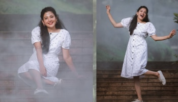 Sshivada: സന്തൂർ മമ്മി ആണോ? പച്ചപ്പും കോടമഞ്ഞുമൊക്കെയായി ശിവദയുടെ ഫോട്ടോഷൂട്ട്