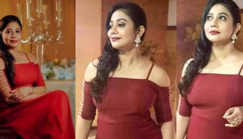 സ്റ്റൈലിഷ് ലുക്കിൽ Rachana Narayanankutty, ചിത്രങ്ങൾ വൈറലാകുന്നു