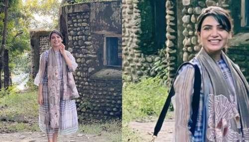 Samantha Ruth Prabhu| ഒന്നുമില്ല സാമന്ത ഹാപ്പിയാണ്, യാത്രകളിൽ മുഴുകി താരം
