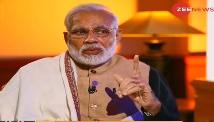 Zee exclusive: തെരഞ്ഞെടുപ്പിനെക്കുറിച്ച് ഓര്ത്ത് ഞാന് സമയം കളയുന്നില്ല, ജനങ്ങളില് വിശ്വാസമുണ്ട്: പിഎം