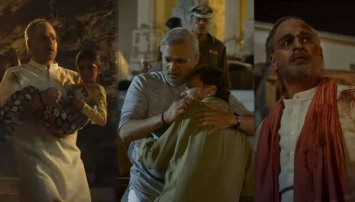 Video: ഇരകളുടെ കണ്ണീരൊപ്പി 'നരേന്ദ്ര മോദി'!!