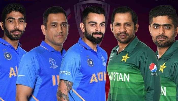 ICC World Cup 2019: ലോകകപ്പില് ഇന്ന് ഇന്ത്യ-പാക് പോരാട്ടം