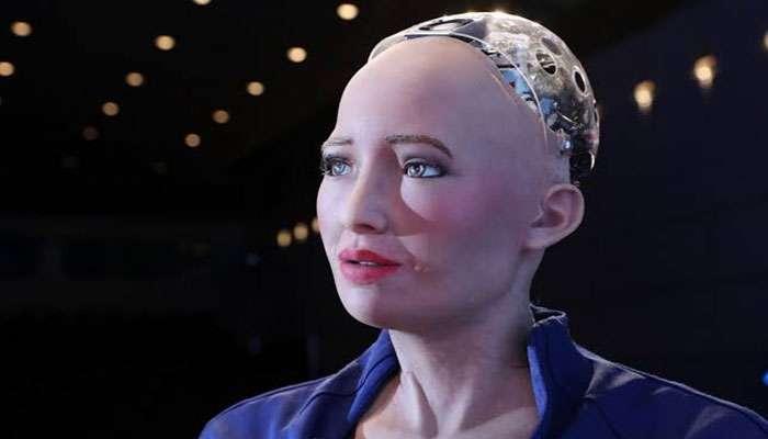 #WebSummit: സദസ്സിന്റെ ചോദ്യങ്ങള്ക്ക് മറുപടി നല്കി Humanoid Robot സോഫിയ!!