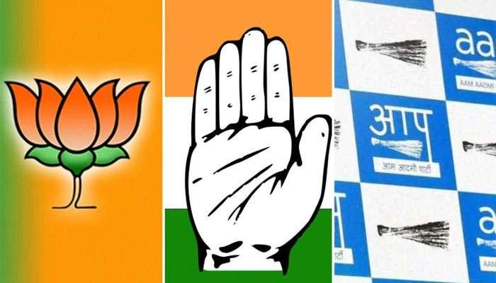 ഷാഹീന് ബാഗ് വിഷയത്തില് പോരടിക്കുമ്പോഴും ഡല്ഹിയില് AAP തന്നെയെന്ന് പ്രവചനം!!
