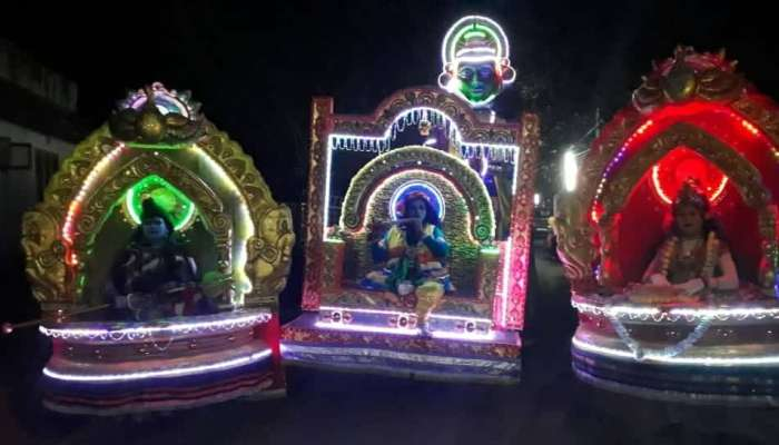 ആഘോഷങ്ങളിലും ഉത്സവങ്ങളിലും താരമായി പാവക്കൂത്ത്